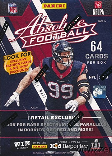 Absolute Football EXCLUSIVE Including Autographs