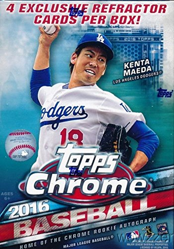 Chrome Baseball EXCLUSIVE Refractors Autographs