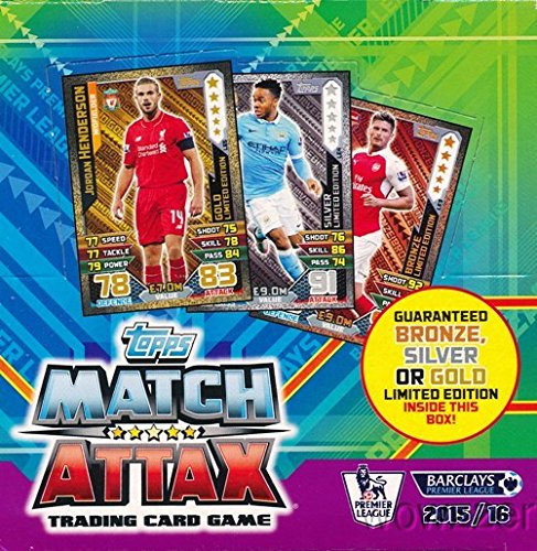 Topps Premier Factory Barclays England