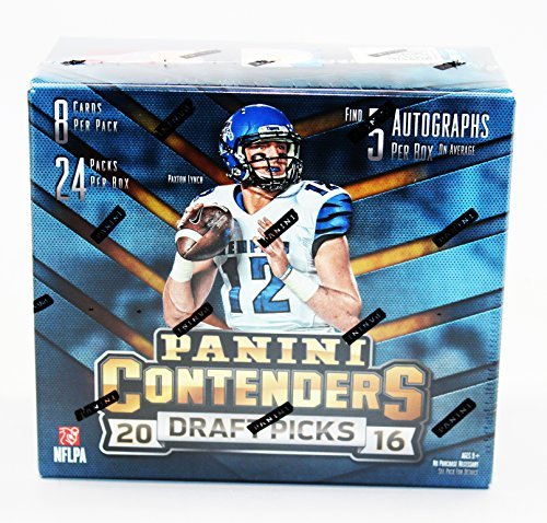 Panini Contenders Draft Picks Football