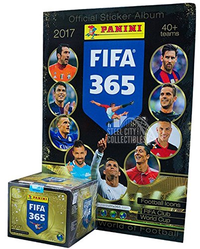 2016 17 Panini Soccer Sticker Album