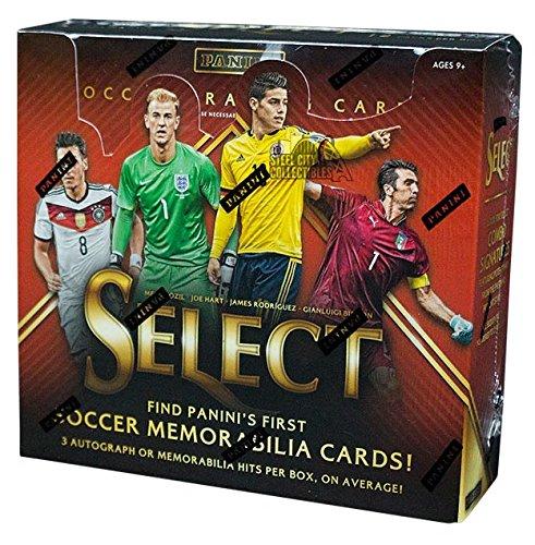 2015 Panini Select Soccer Hobby
