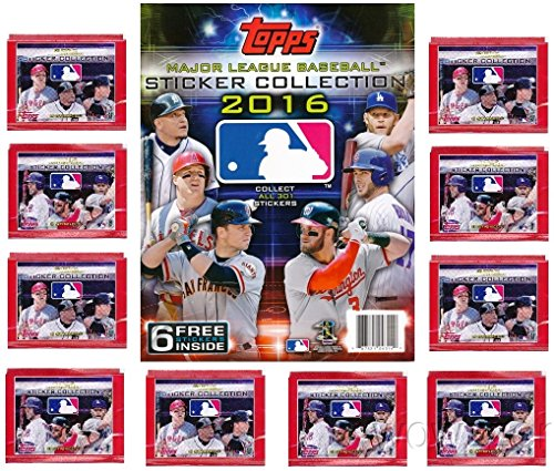 Topps Baseball Stickers Special Collectors