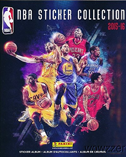 Panini Basketball Stickers Collectors Collectible