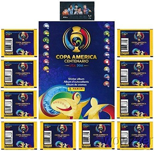 America Centenario COLLECTORS Stickers Collectors