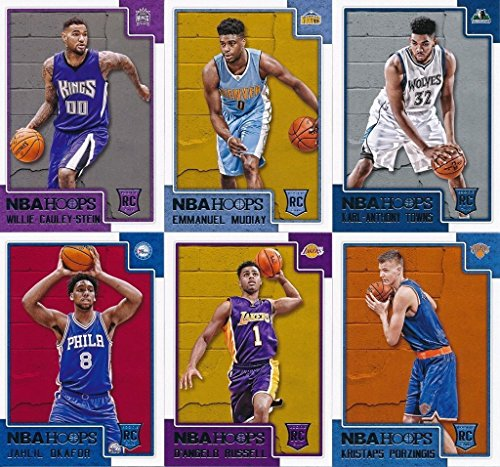 2015 HOOPS BASKETBALL Rookie Inserts