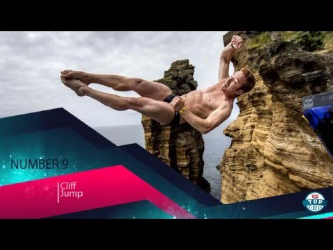 TOP 5 MOST DANGEROUS EXTREME SPORTS