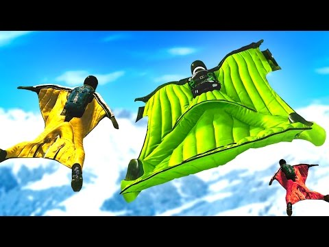 EXTREME SPORTS GAME! (Steep)
