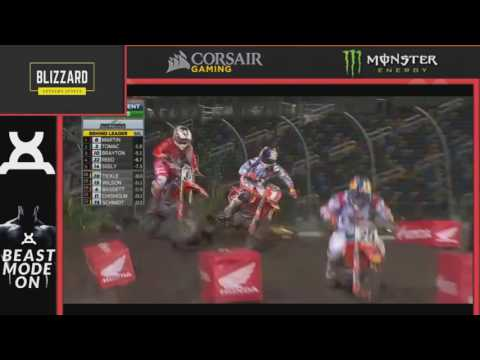450 Main Event Daytona