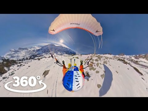Extreme Sports VR / 360° Video Experience