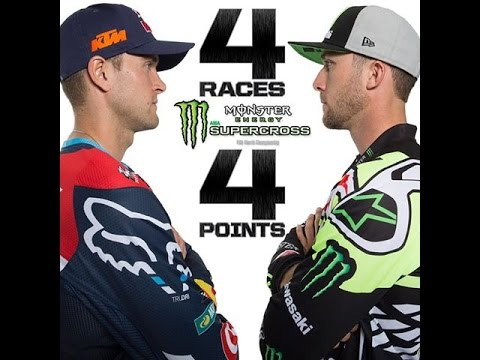 450 MAIN EVENT SEATTLE SUPERCROSS 2017