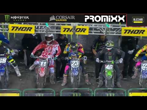 250 Main Event Seattle 2017 Supercross
