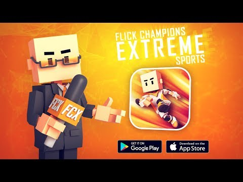 FLICK CHAMPIONS EXTREME SPORTS Official HD Launch Trailer