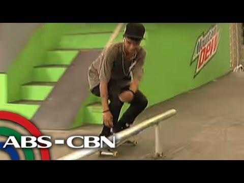 TV Patrol: Extreme sports, virtual games, tampok sa 'adventure park'