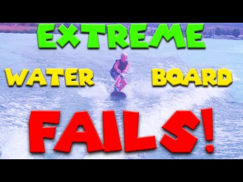 EXTREME WATER SPORT FAILS!