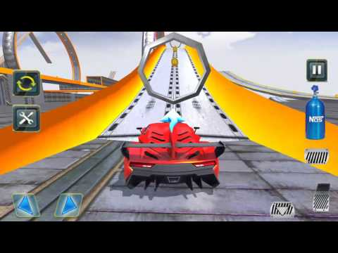 Extreme Sports Car Stunts 3D | Android gameplay