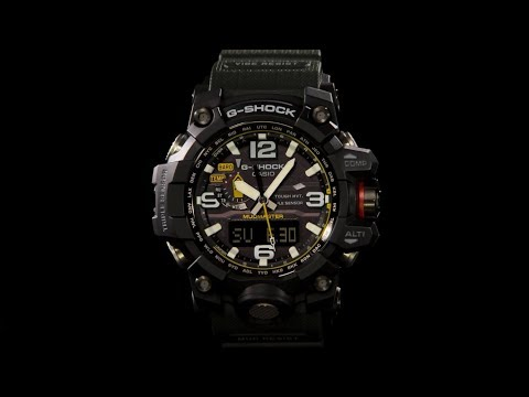 PAID WATCH REVIEW – Casio Mudmaster GWG1000-1A3 Extreme Sports