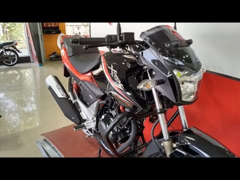 New Hero Xtreme Sports 2017 BS4 AHO Review Price Mileage Latest All Features In Hindi