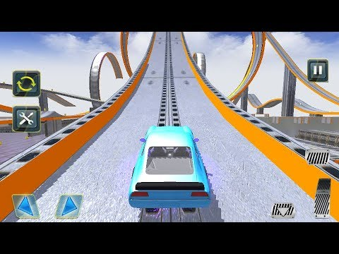EXTREME SPORTS CAR STUNTS 3D # Impossible Stunt Car Tracks – Android Car Racing Video Games For Kids