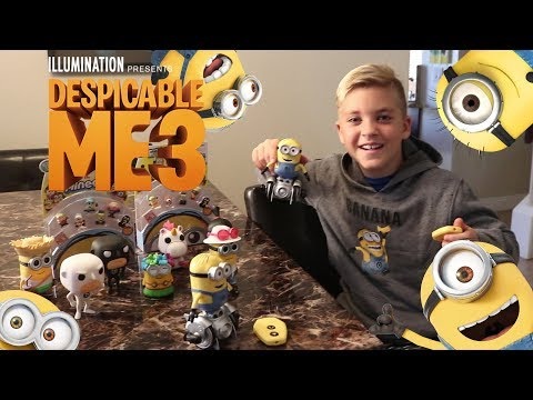 EXTREME HOVERBOARDING WITH MINIONS