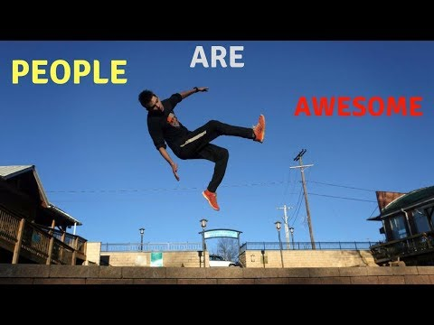 PEOPLE ARE AWESOME 2018! BEST EXTREME SPORT COMPILATION #2