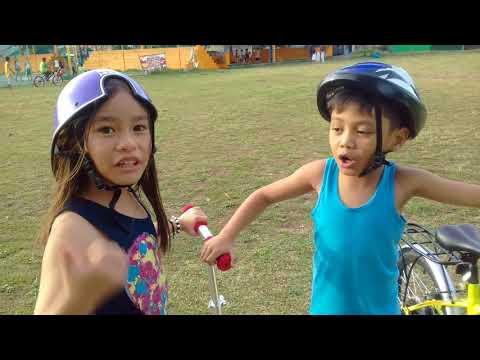 Extreme sports by Carlos and Elisha
