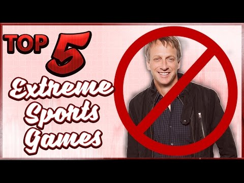 Top 5 Best Extreme Sports Games That Aren't Tony Hawk – snomaN Gaming