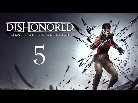 DISHONORED – Death of the Outsider #5 : Shopping – Extreme Sports Edition.