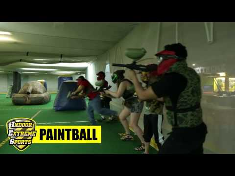 Paintball @ Indoor Extreme Sports 2017