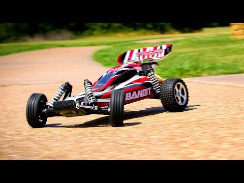 35mph+ Extreme Sports Buggy | Traxxas Bandit