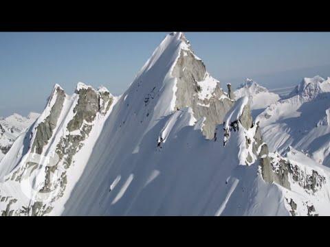 Skiers Tame Alaska's 'Magic Kingdom' – Extreme Skiing Video | The New York Times