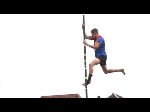 Netherlands' Oldest Extreme Sport – Red Bull Fierste Ljepper