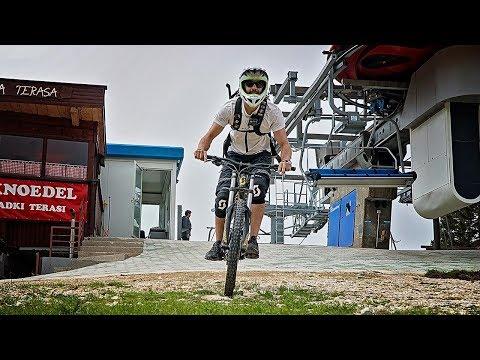 Slovenia's Extreme Sports Park