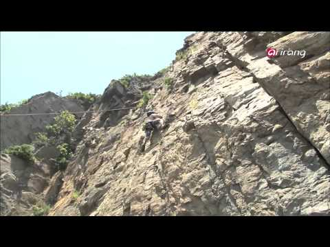 Korea Top10 S2Ep01 You can enjoy extreme sports that are all the rage among the young people ~