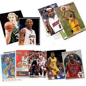 Basketball Superstar Collection Including Protective