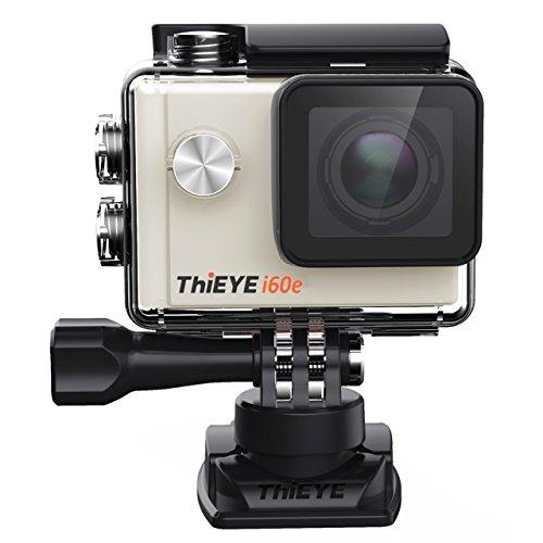 ThiEYE I60e Waterproof 360%C2%B0Rotating Silver
