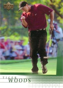Upper Deck Tiger Woods Rookie