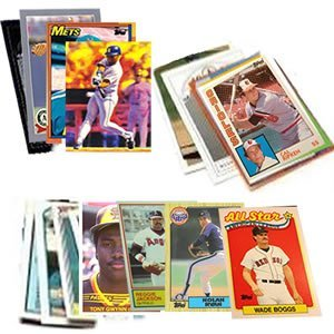 Baseball Superstar Collection Including Protective