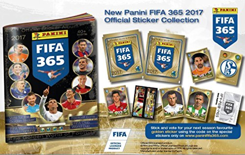 Panini Soccer Stickers Master Album