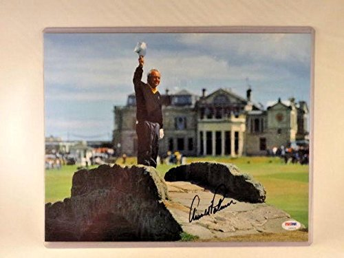 Arnold Palmer Signed Photo Autographed
