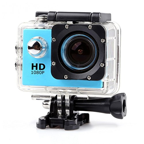 Topjoy Screen Waterproof Sports Camcorder