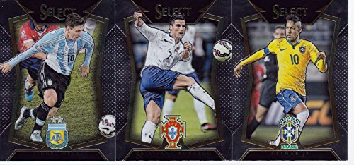 2015 Panini Select Soccer Complete