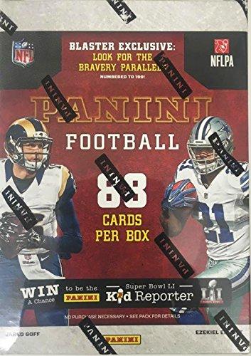 Panini Football Trading Factory Autographs