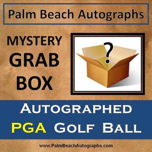 MYSTERY GRAB BOX Autographed Player
