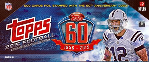 Topps Football Anniversary Complete EXCLUSIVE
