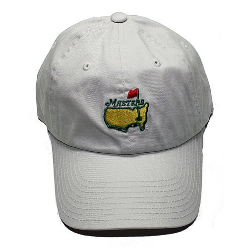 Masters Caddy Slouch Hat Stone