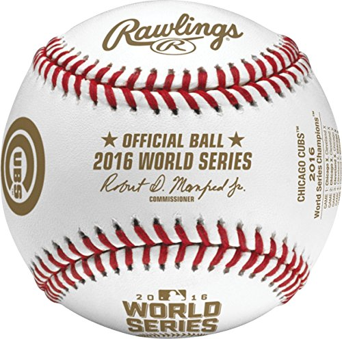 Rawlings Official Champs Chicago Baseball
