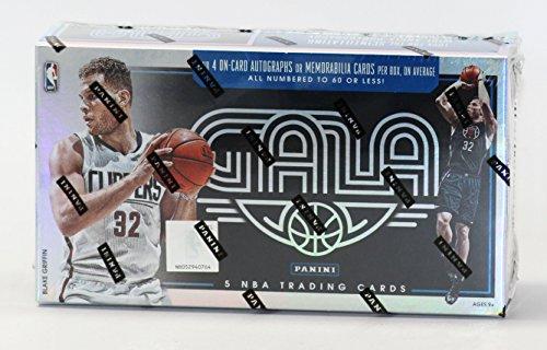 2015 16 Panini Gala Basketball Hobby