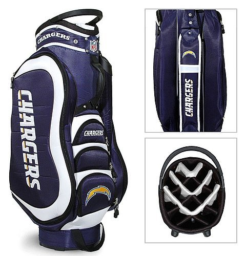 Diego Chargers Medalist Golf Cart