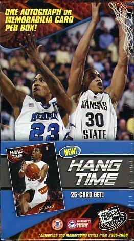 Press Pass Basketball Autograph Memorabilia